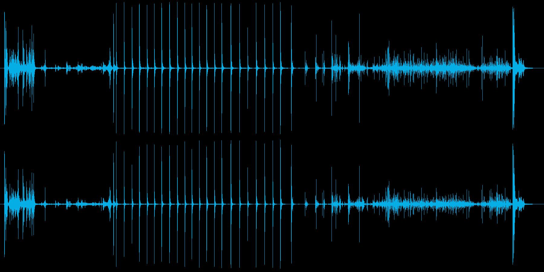 バレルメーカー03;バレルメーカー...の再生済みの波形