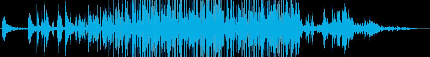 moonの再生済みの波形