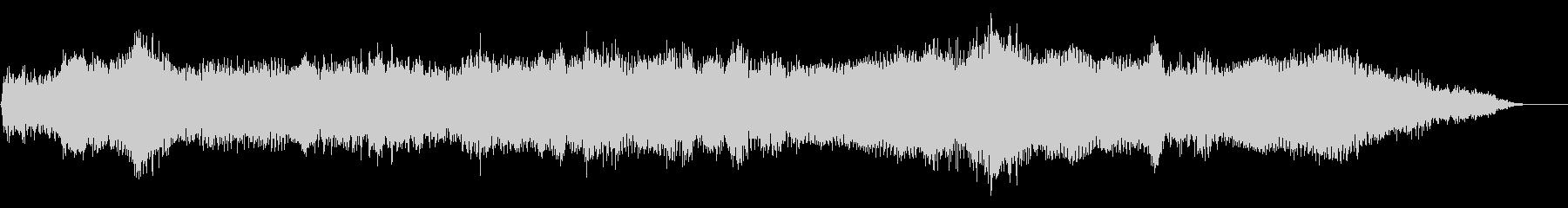 【ダークアンビエント】シーンBGM_07の未再生の波形