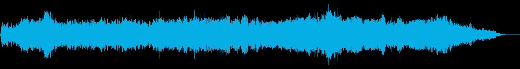 【ダークアンビエント】シーンBGM_07の再生済みの波形