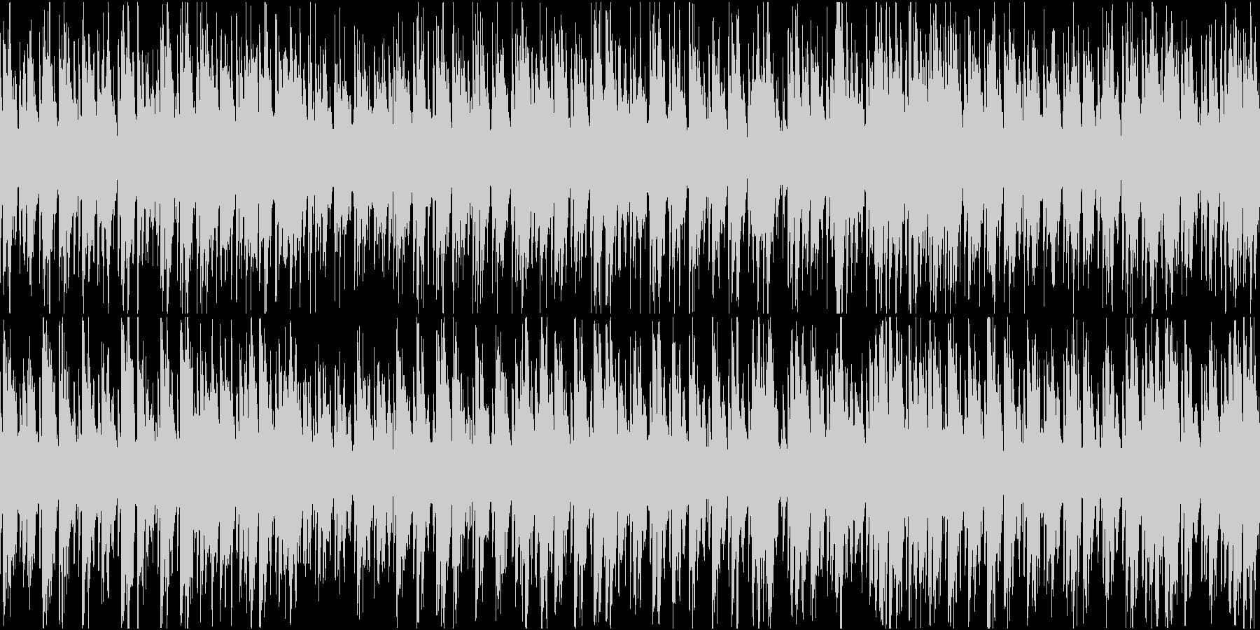 のんびりゆったりウクレレ&ギター/ループの未再生の波形