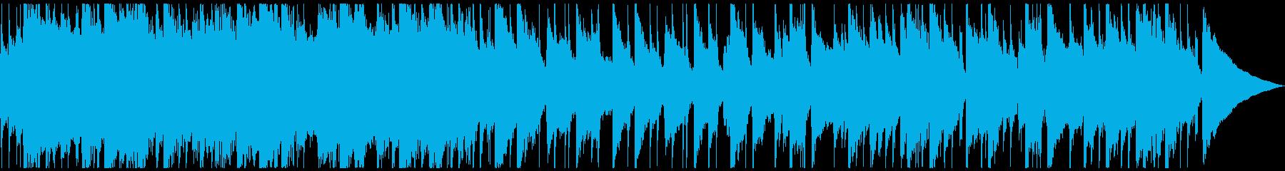 非常にポジティブな雰囲気の、簡単で...の再生済みの波形