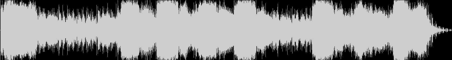 イメージ オリエンタルストリングス01の未再生の波形