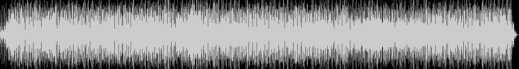 軽快なラテンファンク Ver.1-1の未再生の波形