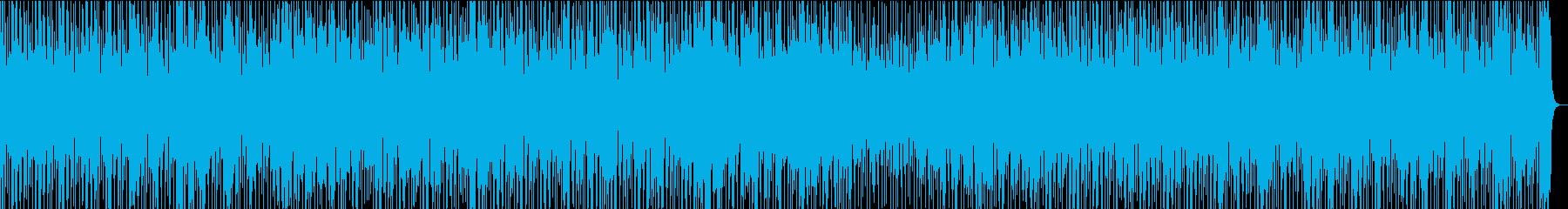 ウルトラグルーヴィーなハウスミック...の再生済みの波形