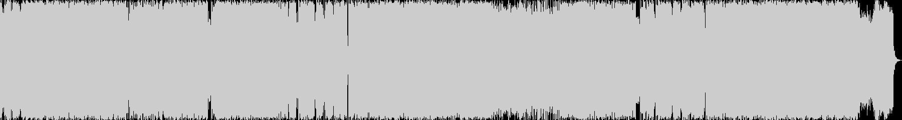 ストレート・クールなネオクラシカルメタルの未再生の波形