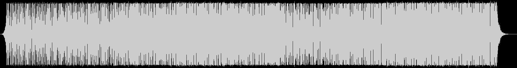 ダンシングオンマイマインドの未再生の波形