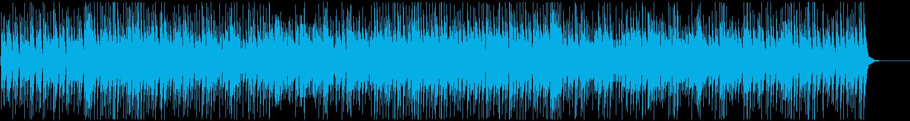 元気あり明るく楽しいの再生済みの波形
