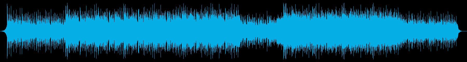 生演奏ギターによるIT・企業VP用BGMの再生済みの波形
