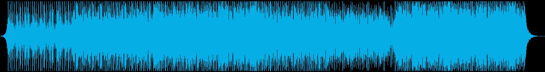 成功するの再生済みの波形