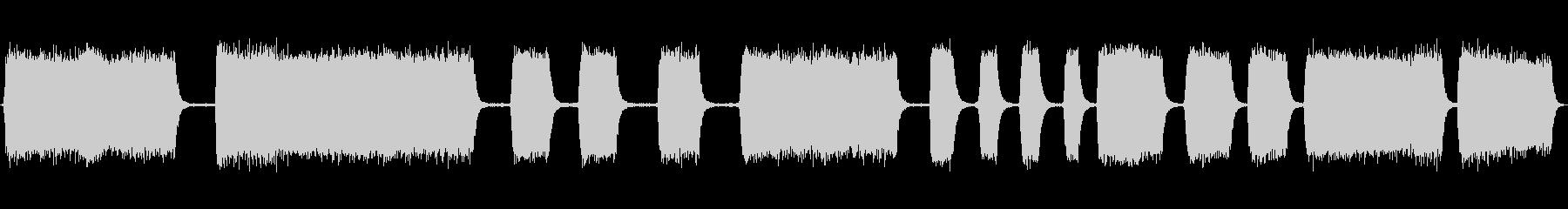 プロフェッショナルスプレーガン:ス...の未再生の波形