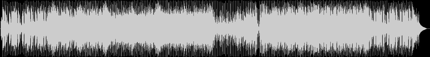 ピアノ中心の切ないミドルバラードの未再生の波形