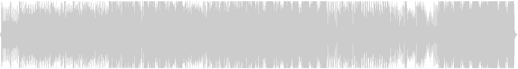 クールなシンセポップ/ダンストラッ...の未再生の波形