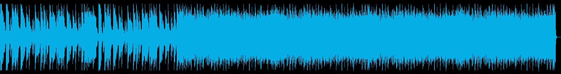 重厚/シンプル/ロック_No600_3の再生済みの波形