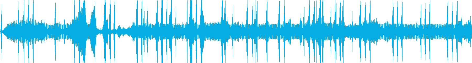 秋の夜長のような虫の鳴き声(コロコロ)の再生済みの波形