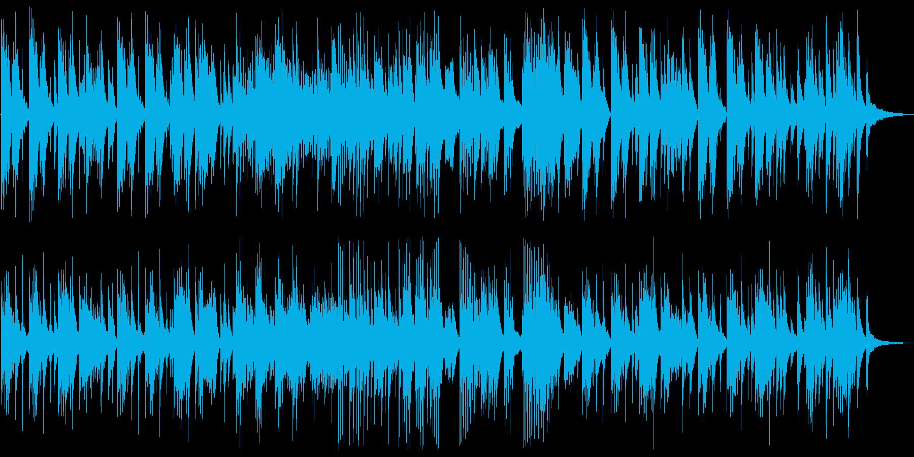 しっとりとメローなピアノサウンドの再生済みの波形