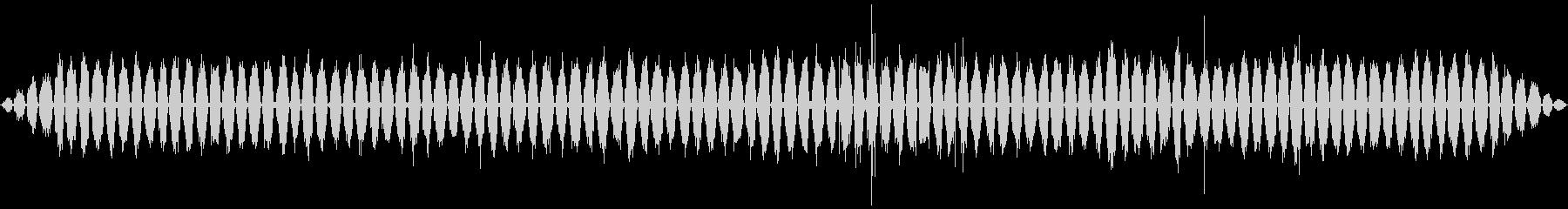 ハンド:スローラフサンディング、建...の未再生の波形