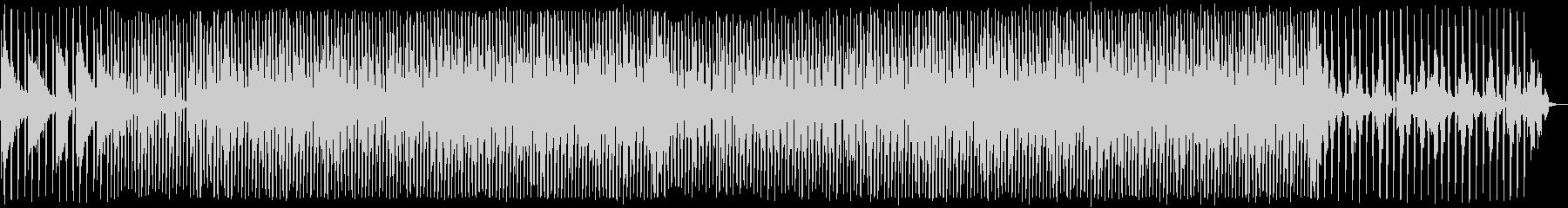 電子の海に旅立つBGM_No357の未再生の波形