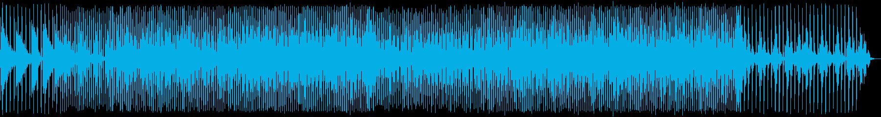 電子の海に旅立つBGM_No357の再生済みの波形