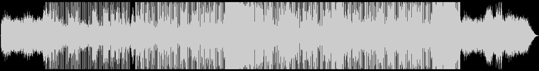 琴を使った幻想的なポップスの未再生の波形