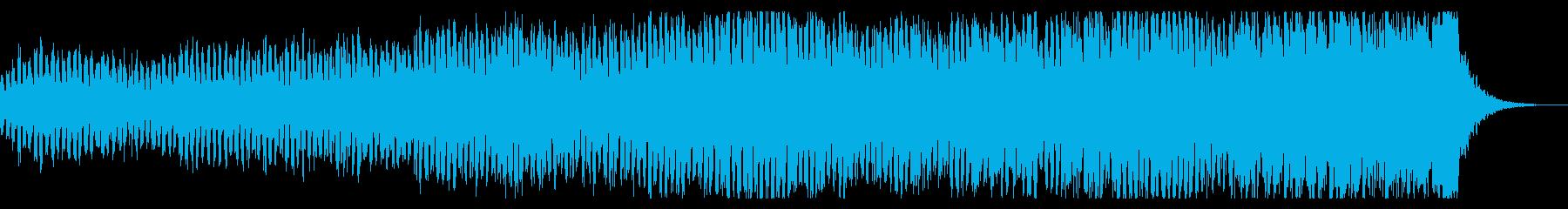 途方に暮れる/和音続く/80年代サントラの再生済みの波形