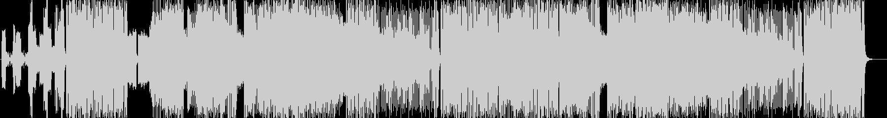 「ハード/ヘヴィ/ダーク」BGM231の未再生の波形