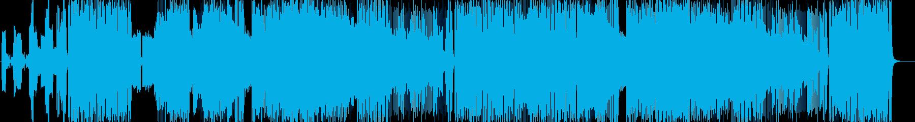 「ハード/ヘヴィ/ダーク」BGM231の再生済みの波形