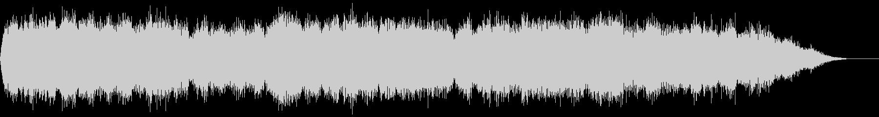 背景音 ホラー 14の未再生の波形