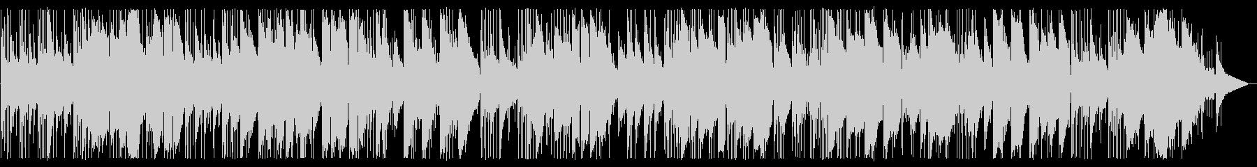 ギターデュオのイージーリスニングの未再生の波形