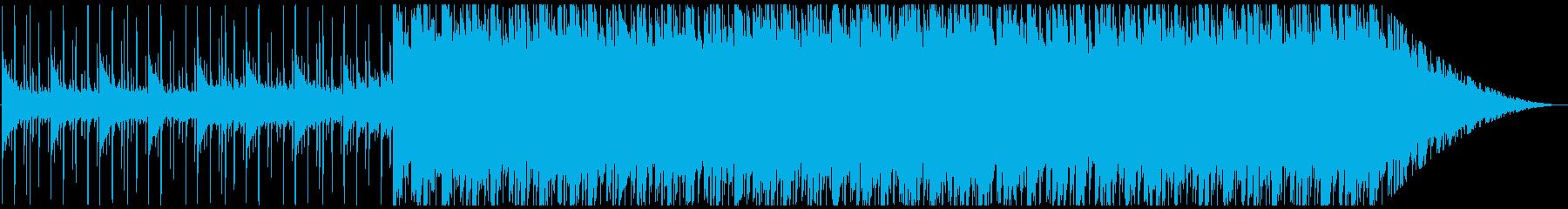 切ないR&B系ピアノバラードの再生済みの波形