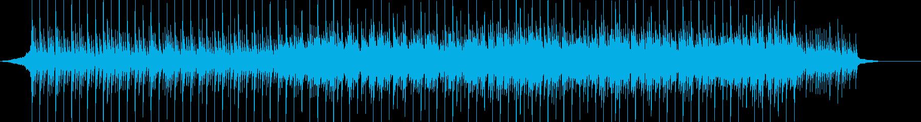 企業VP系66、シンプル、シンセ、爽快bの再生済みの波形