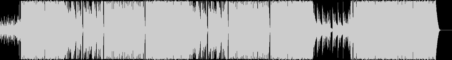 ギター/ストリングス/ヒップホップ/1の未再生の波形