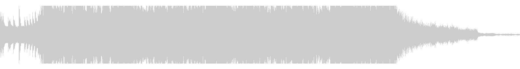 ポップロック レトロ ポジティブ ...の未再生の波形