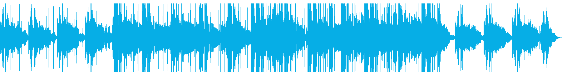 トロピカル ドラマチック 電気ピア...の再生済みの波形
