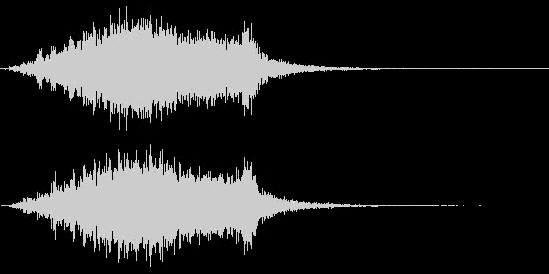 魔法詠唱 スキル発動 魔法陣_01の未再生の波形