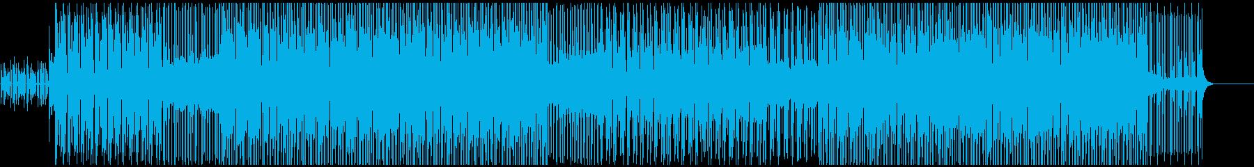ブルース、ヴィンテージ。レッドホッ...の再生済みの波形