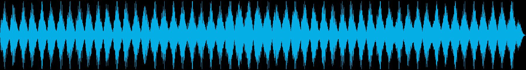 瞑想やヨガ、睡眠誘導のための音楽 09bの再生済みの波形