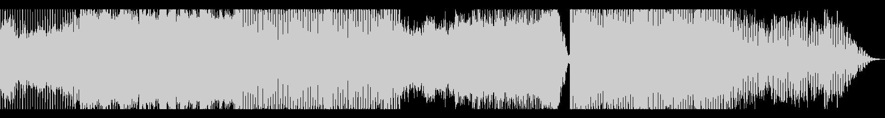 Future Bass×エレキ EDM の未再生の波形