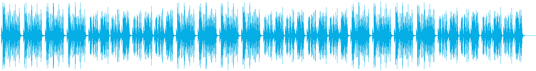Relaxing, everyday, comical, marimba's reproduced waveform