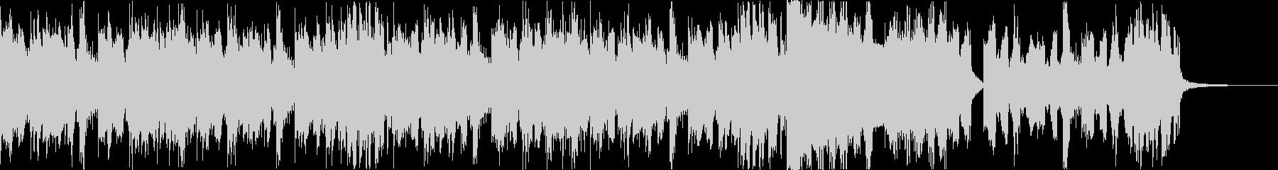 スタイリッシュ・アグレッシブエレクトロdの未再生の波形