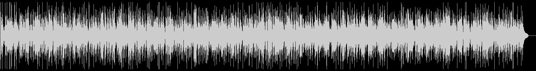 カフェにピッタリなピアノジャズ曲の未再生の波形