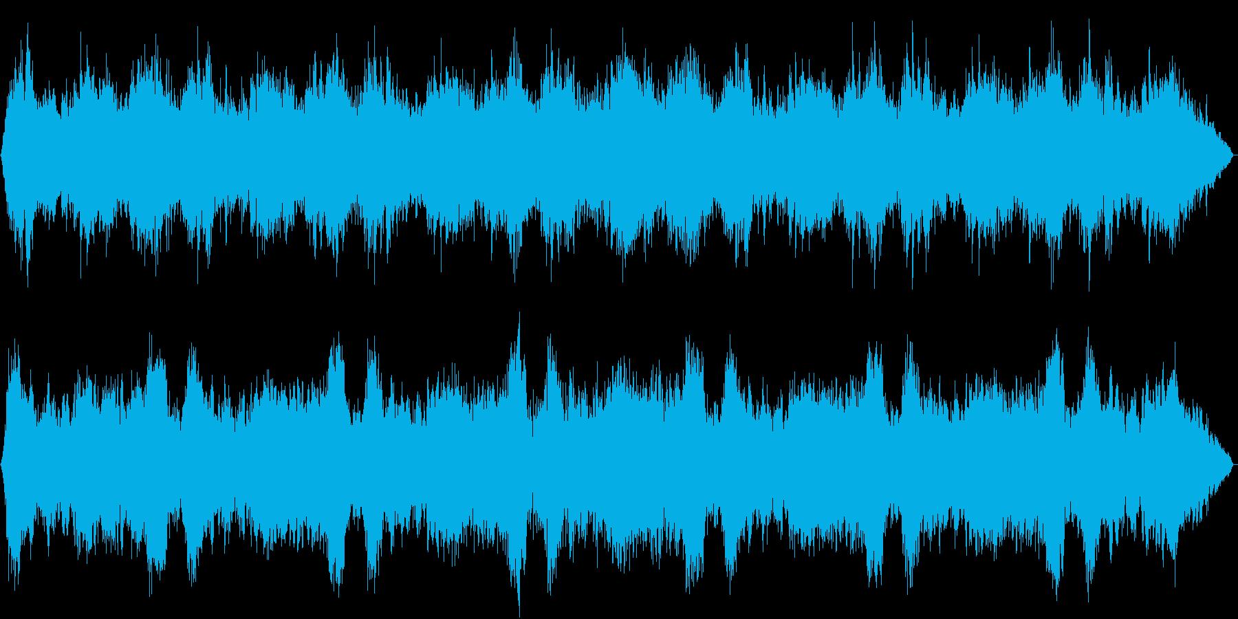 魔法詠唱、魔法発動、独白 14の再生済みの波形