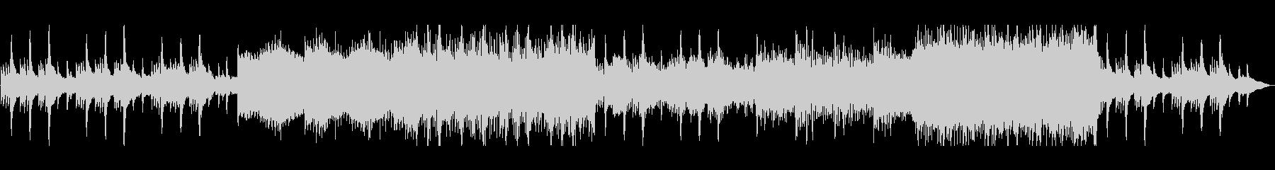 疾走感のあるピアノエレクトリック2の未再生の波形