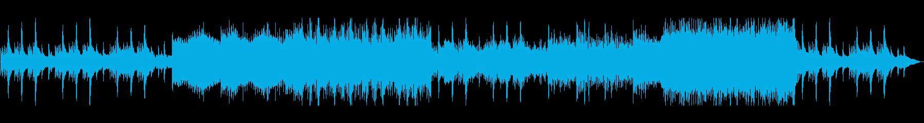 疾走感のあるピアノエレクトリック2の再生済みの波形