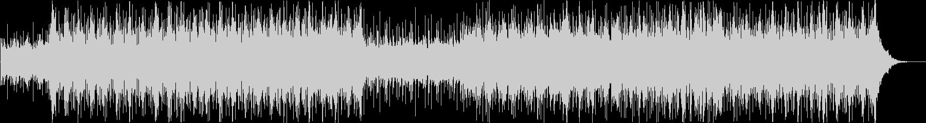 シンセサイザー、e-ピアノ、パーカ...の未再生の波形