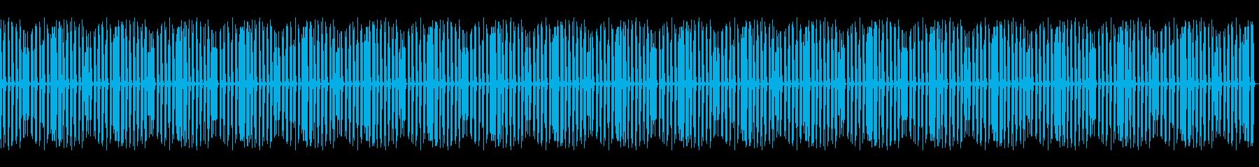 知育・シンプル・パズル・日常ピアノ33Lの再生済みの波形