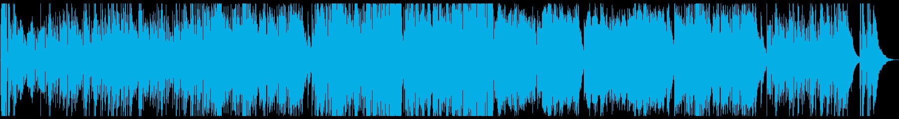 ラテン ジャズ タンゴ サンバ ア...の再生済みの波形