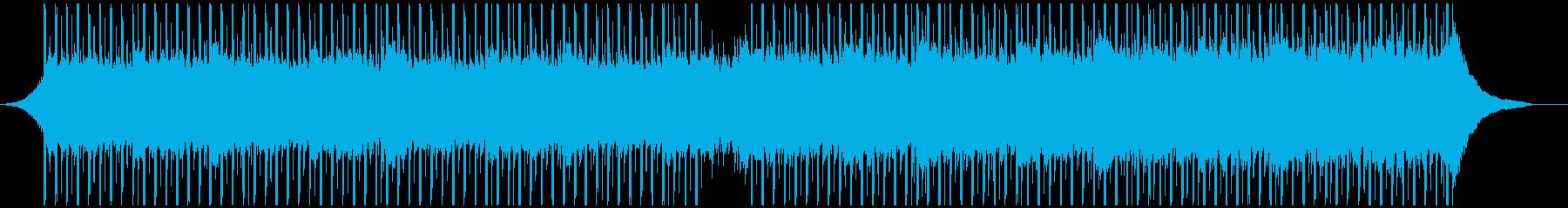 成功した起動(中)の再生済みの波形