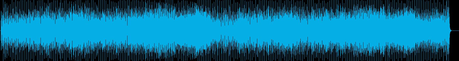 ウィットに富んだフレージングのサックスの再生済みの波形