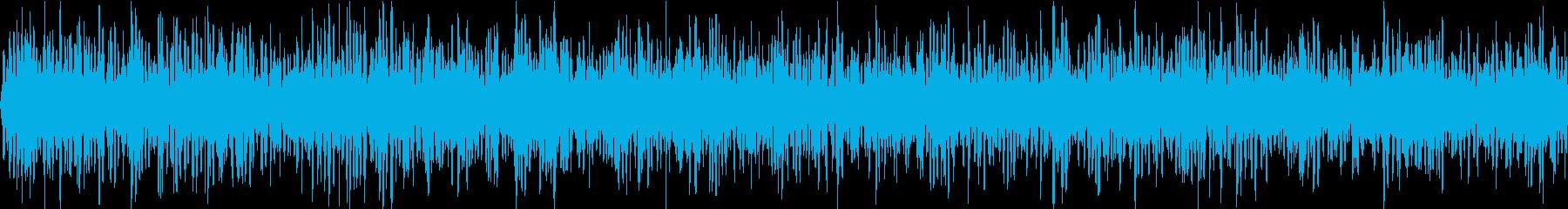 西伊豆の海です。の再生済みの波形